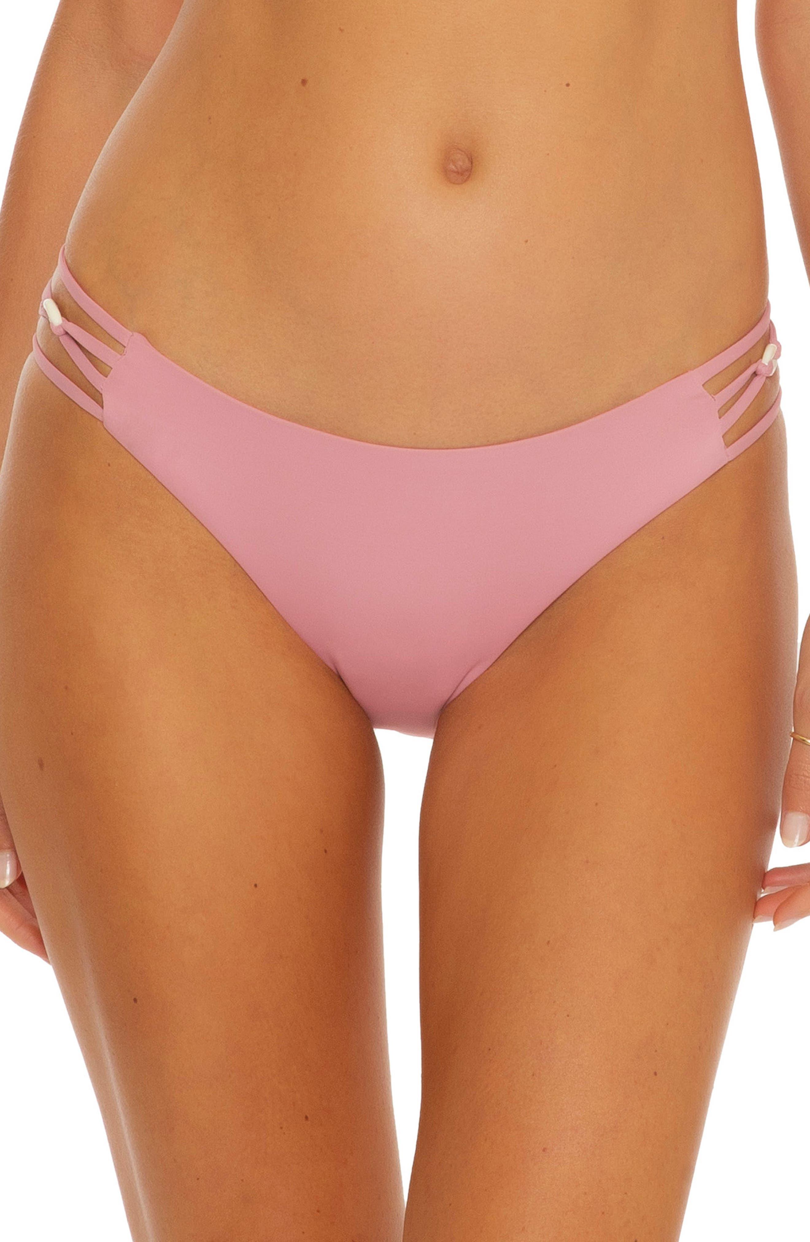 Highlands Strappy Bikini Bottoms