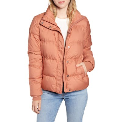 Patagonia Silent Water Repellent 700-Fill Power Down Insulated Jacket, Pink