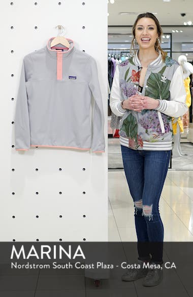 Micro D<sup>®</sup> Snap-T<sup>®</sup> Fleece Pullover, sales video thumbnail