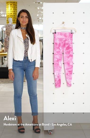 Om Shanti Tie Dye Leggings, sales video thumbnail