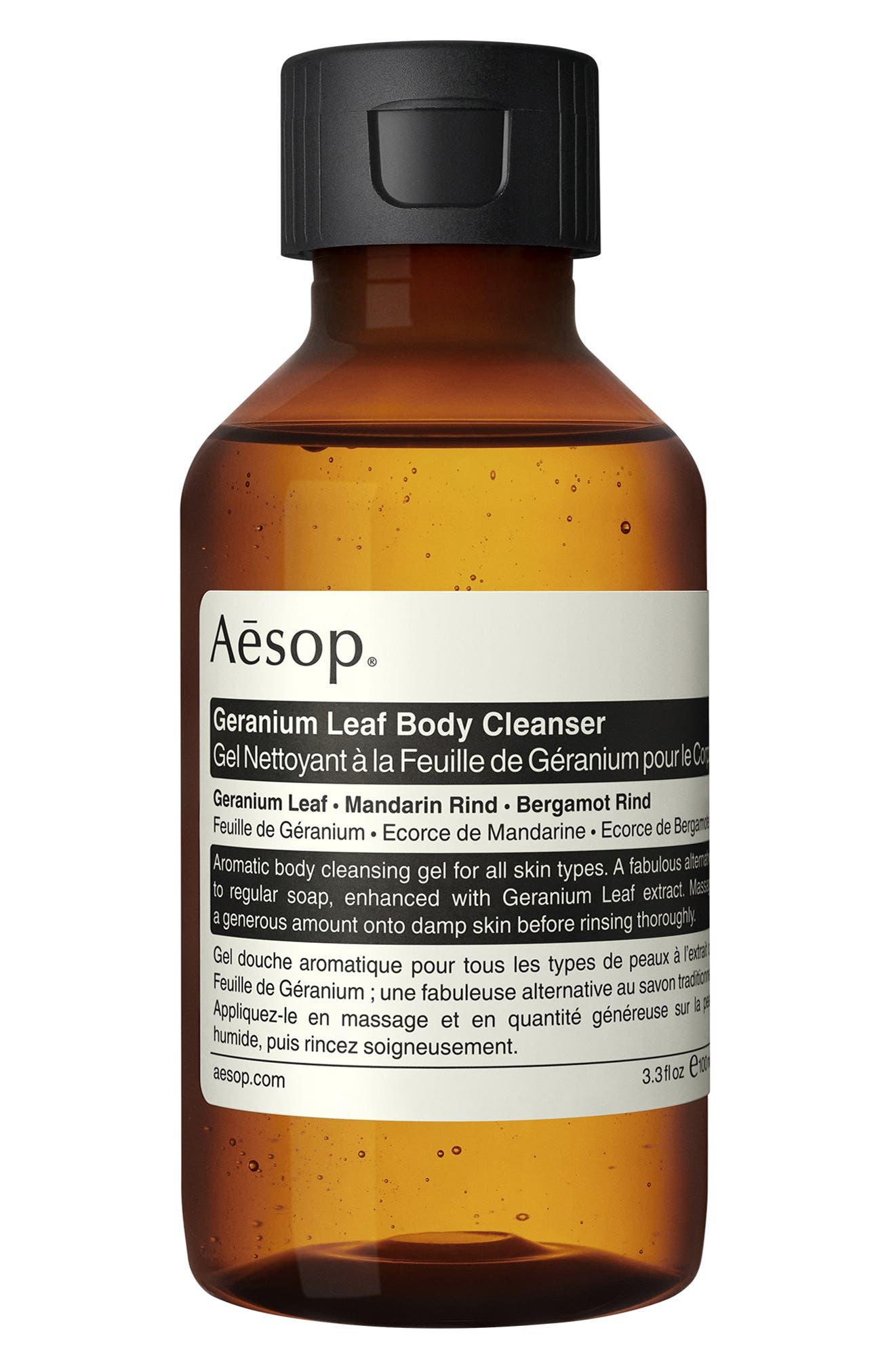 Geranium Leaf Body Cleanser | Nordstrom