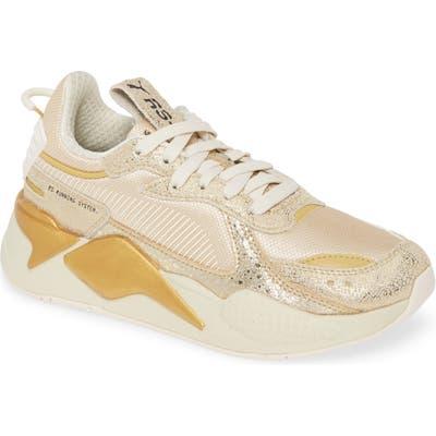 Puma Rs-X Winter Glimmer Sneaker- Metallic
