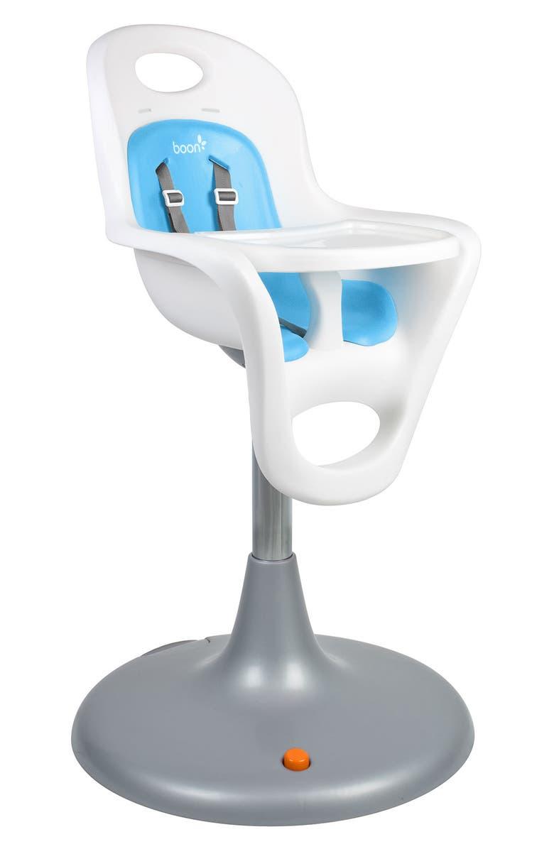 BOON 'Flair' Pedestal High Chair, Main, color, 100