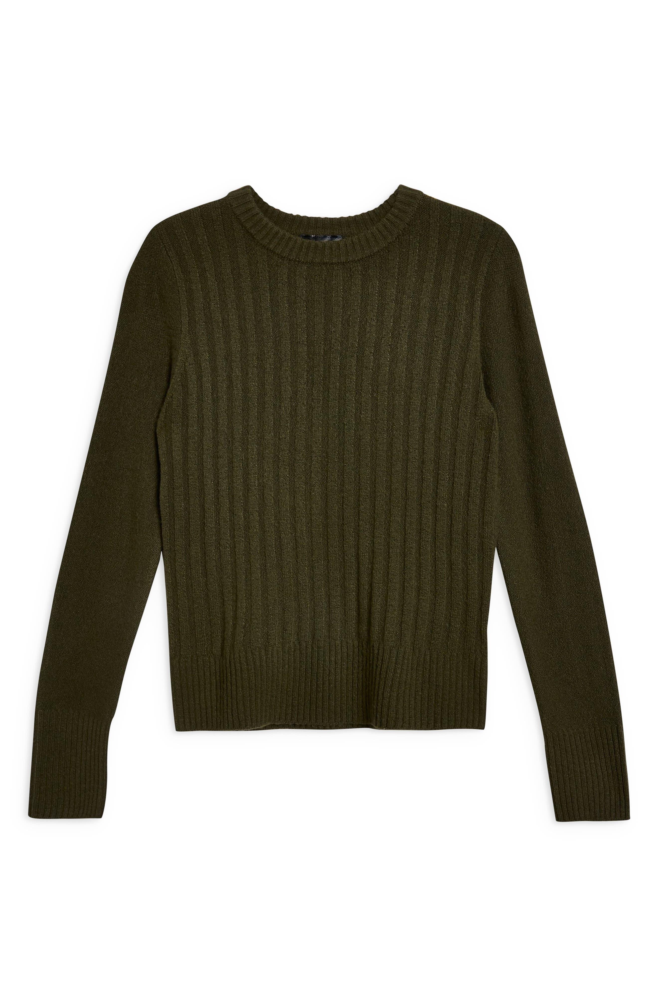 ,                             Rib Sweater,                             Alternate thumbnail 11, color,                             300