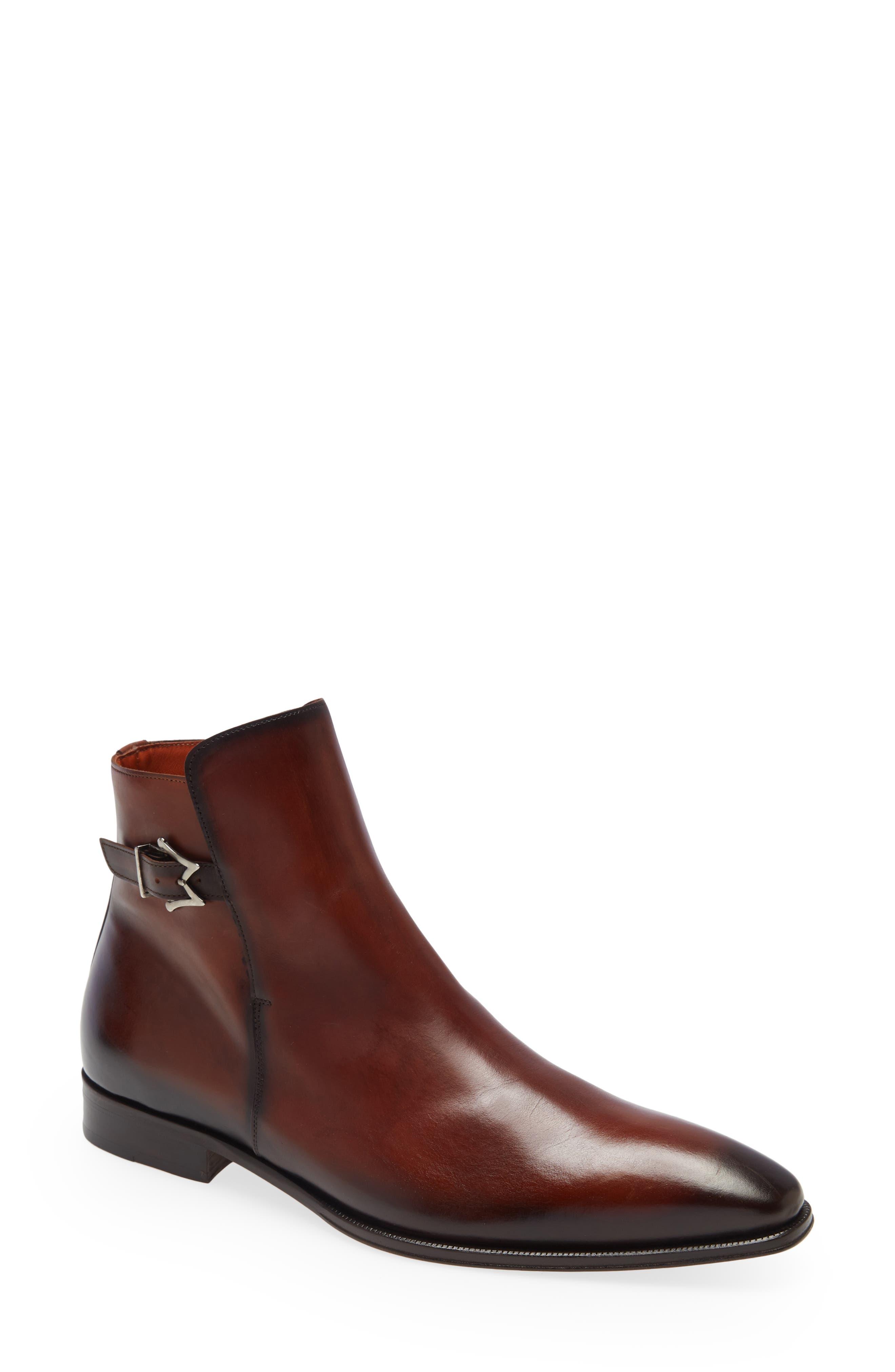 Conor Zip Boot