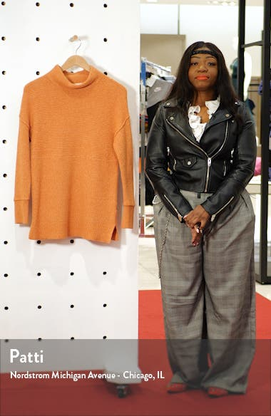Ribbed Tunic Sweater, sales video thumbnail
