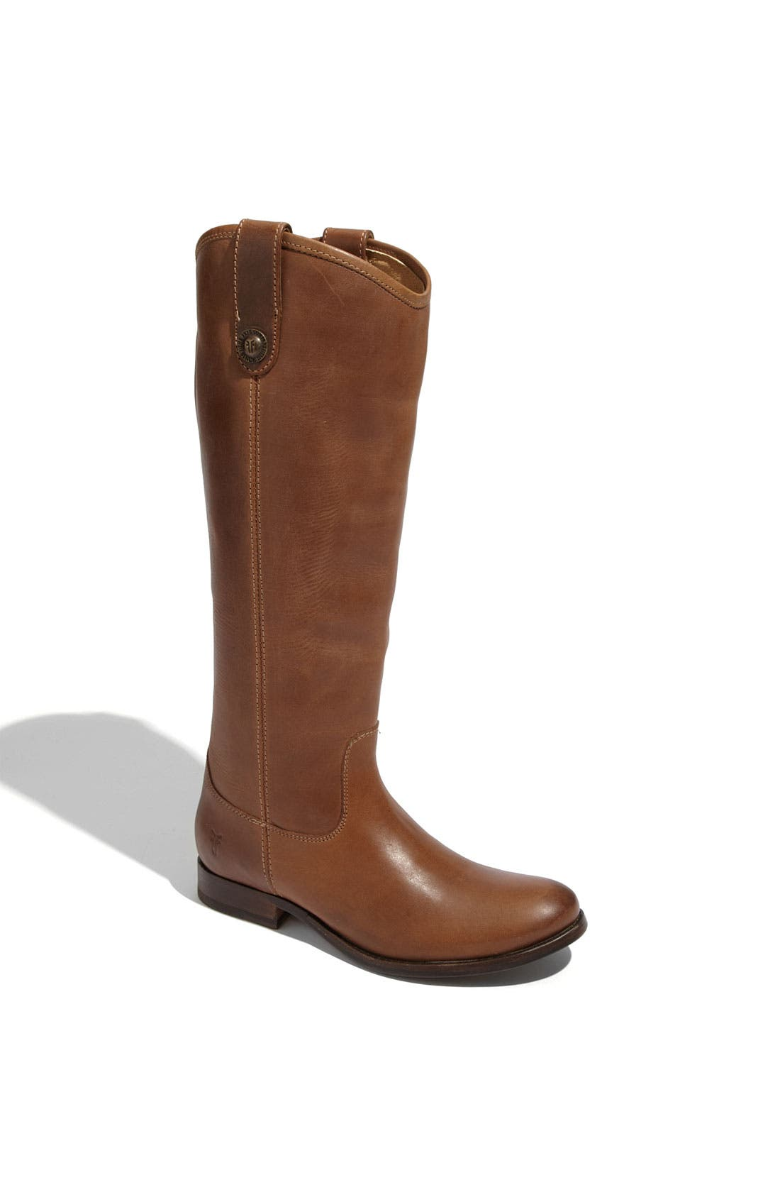 ,                             'Melissa Button' Leather Riding Boot,                             Main thumbnail 124, color,                             237
