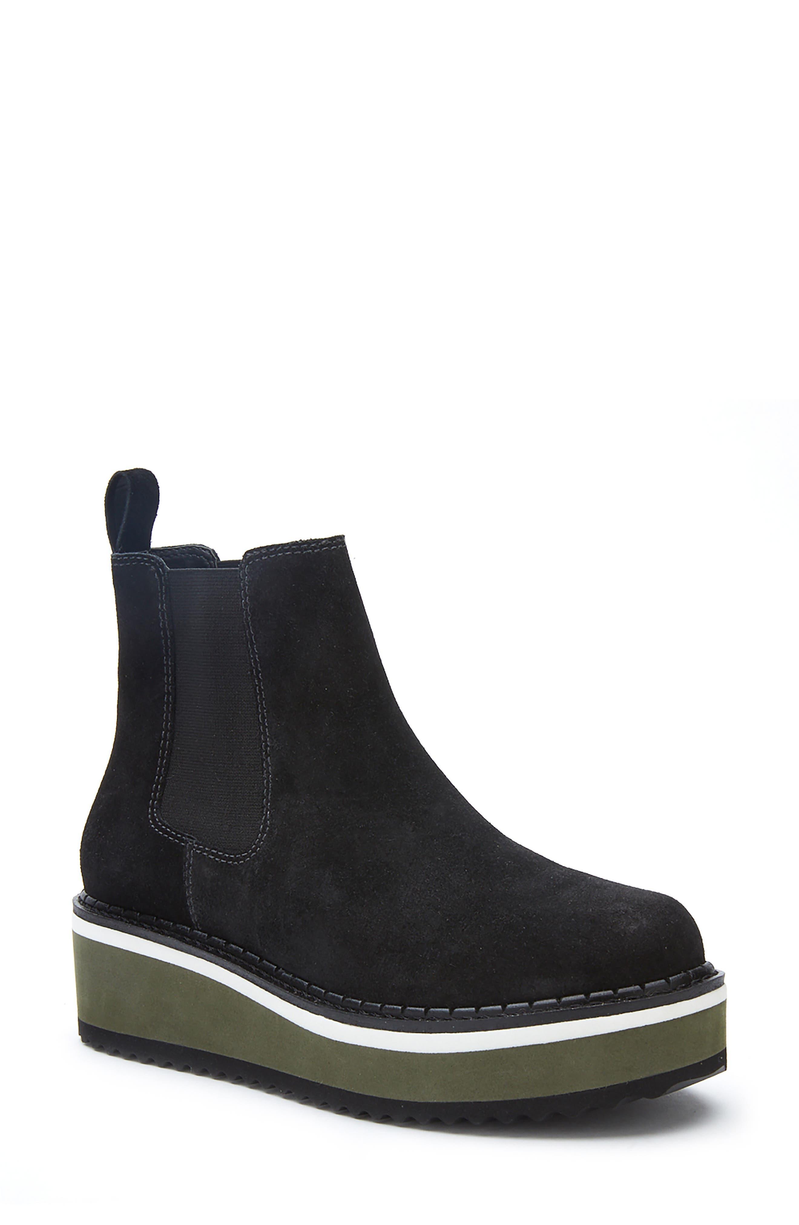 Ronan Platform Chelsea Boot