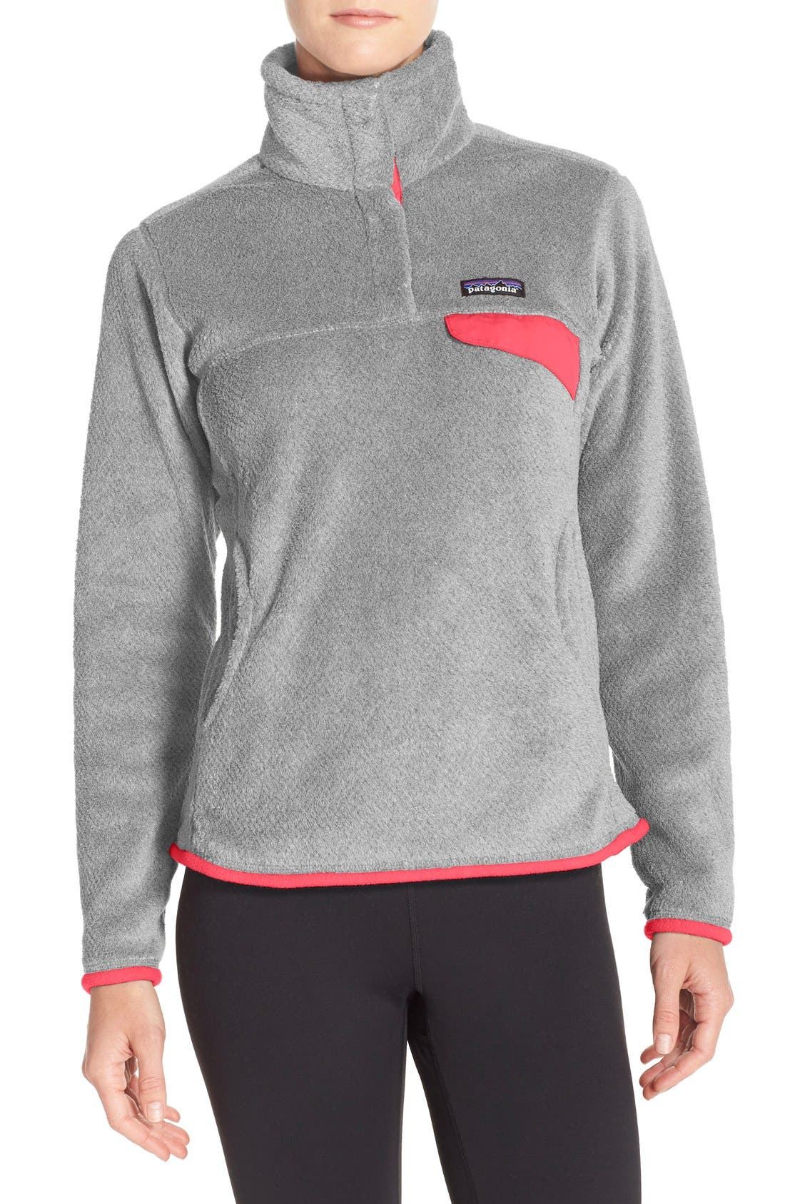 ,                             Re-Tool Snap-T<sup>®</sup> Fleece Pullover,                             Main thumbnail 81, color,                             023