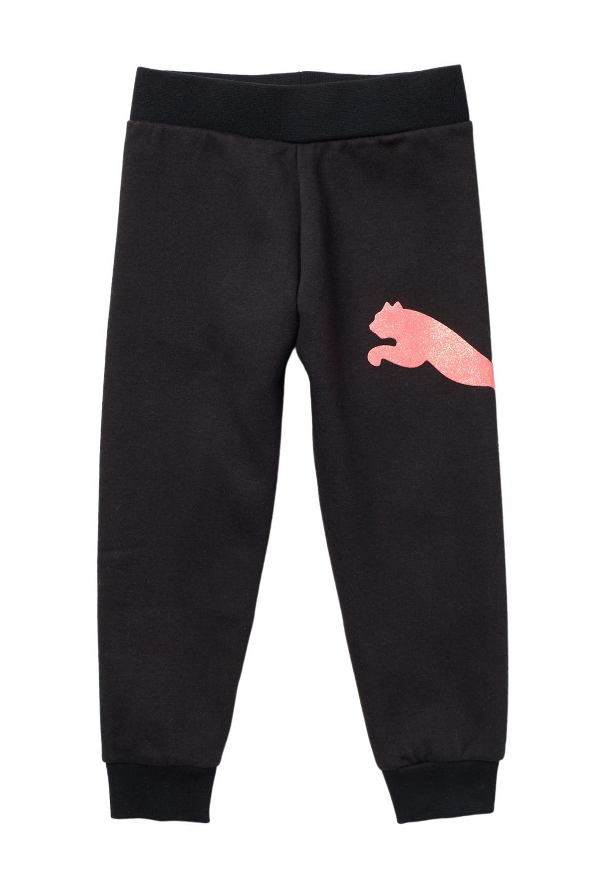 Image of PUMA Be Bold Fleece Joggers