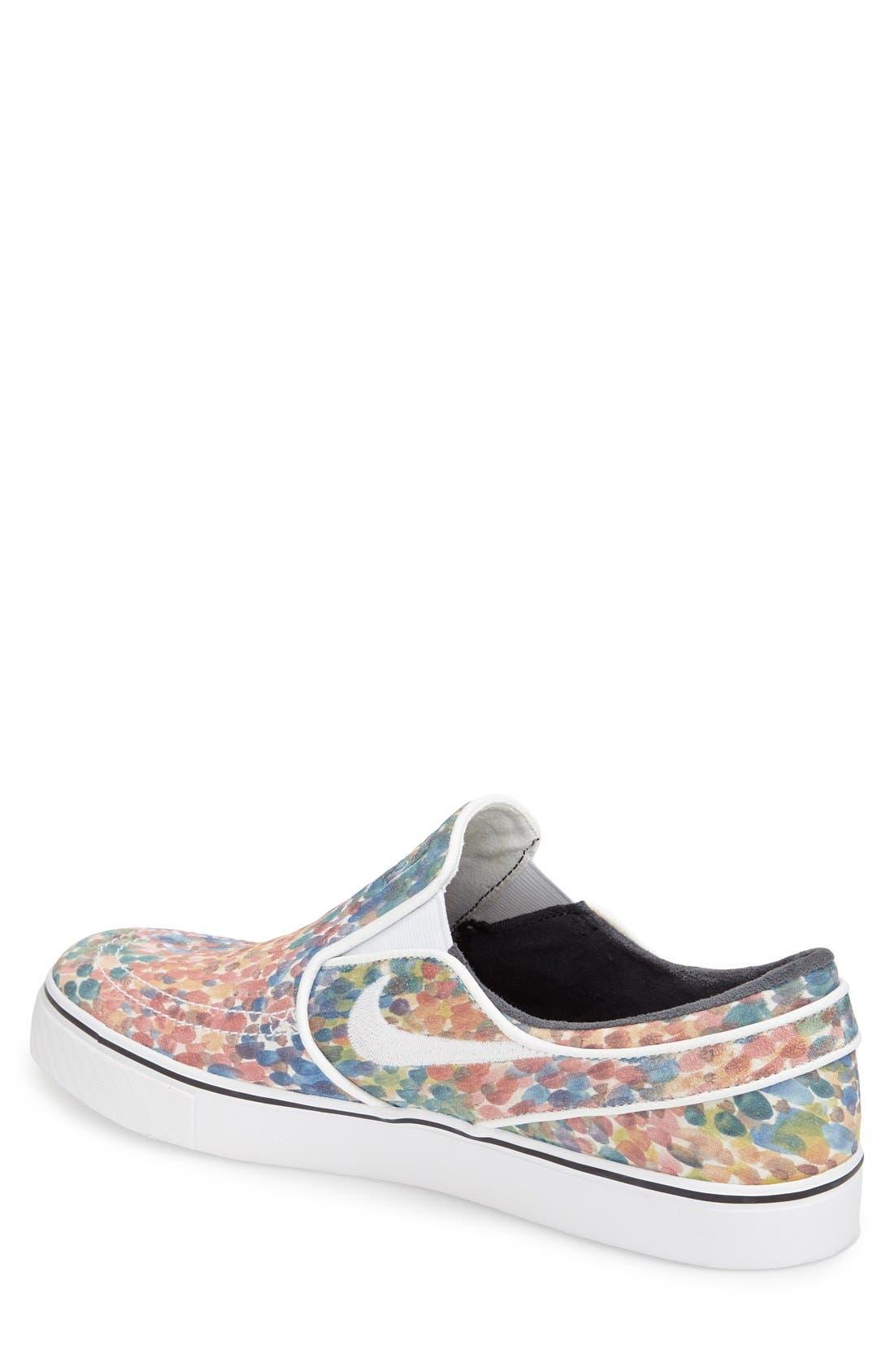 ,                             'SB Zoom Stefan Janoski' Slip-On Premium Sneaker,                             Alternate thumbnail 9, color,                             101