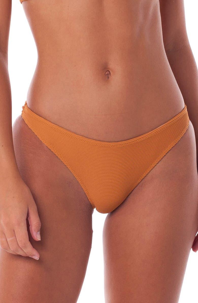 RHYTHM Palm Springs Hipster Bikini Bottoms, Main, color, 200