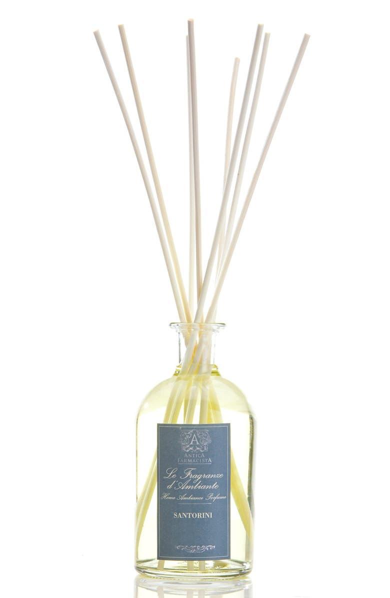 ANTICA FARMACISTA Santorini Home Ambiance Perfume, Main, color, NO COLOR