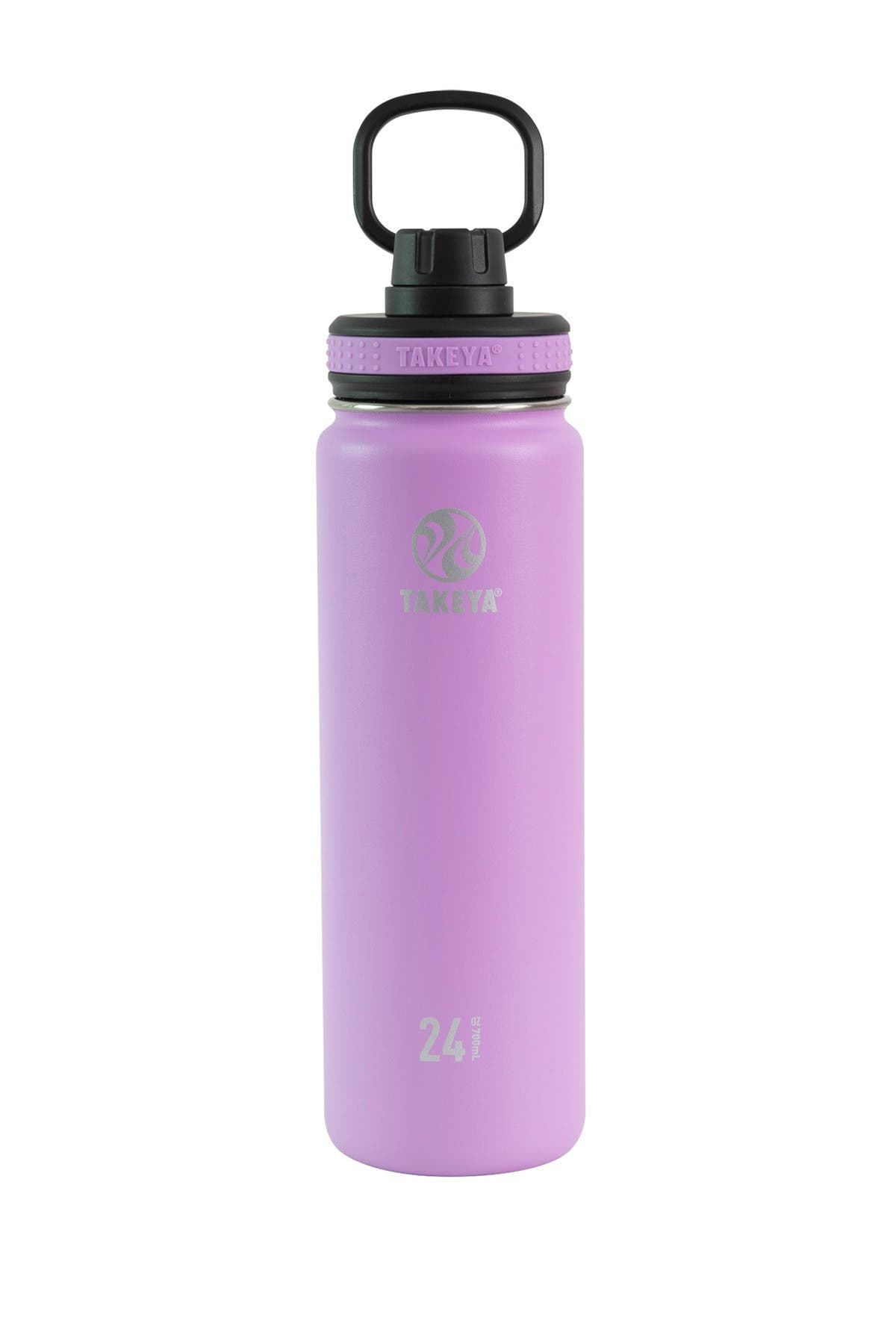 Image of Takeya Lilac 24oz. Originals Insulated Stainless Steel Bottle