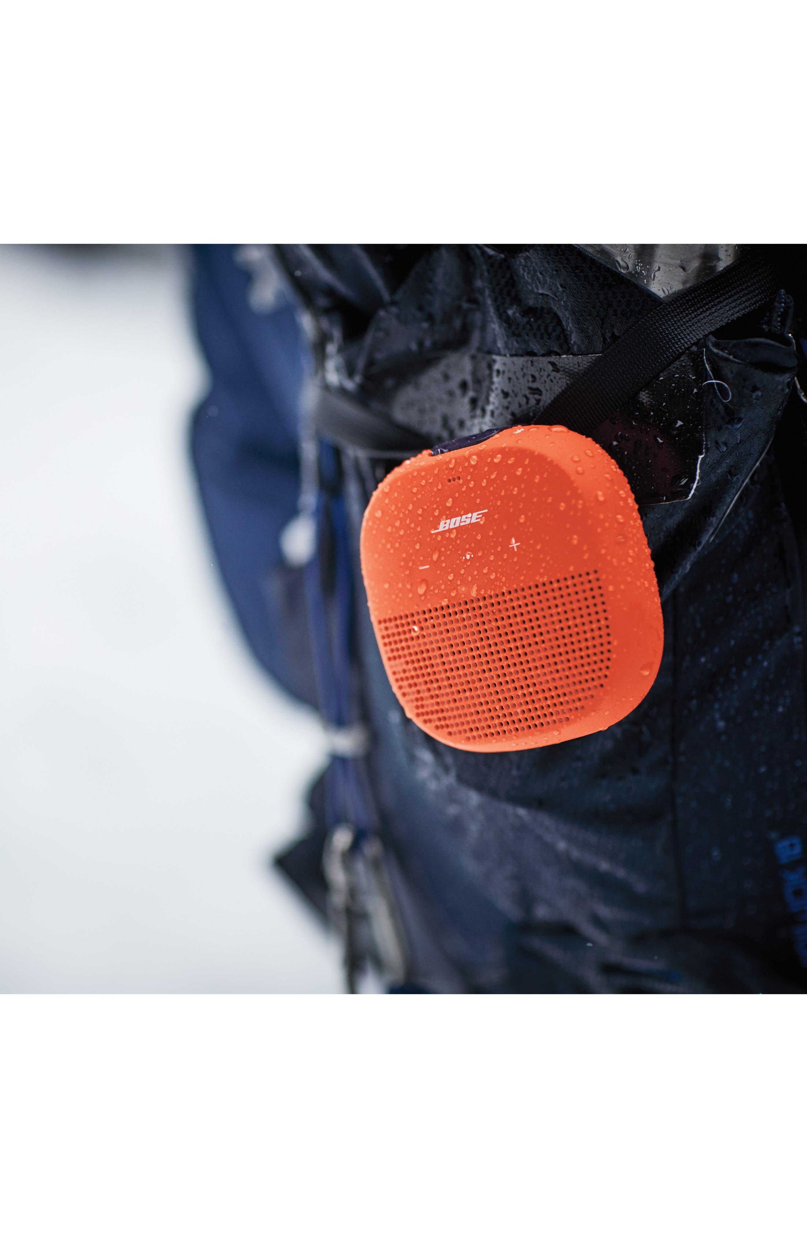 ,                             SoundLink<sup>®</sup> Micro Bluetooth<sup>®</sup> Speaker,                             Alternate thumbnail 5, color,                             ORANGE