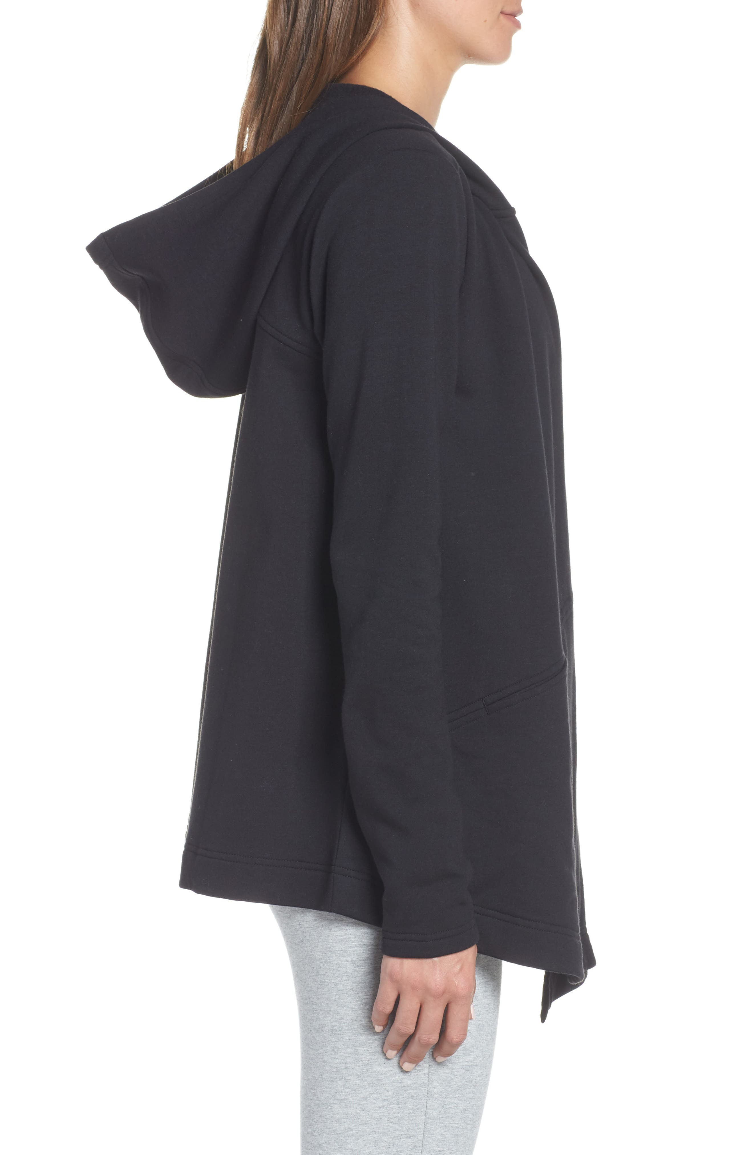 ,                             Ria Hooded Cardigan,                             Alternate thumbnail 10, color,                             002