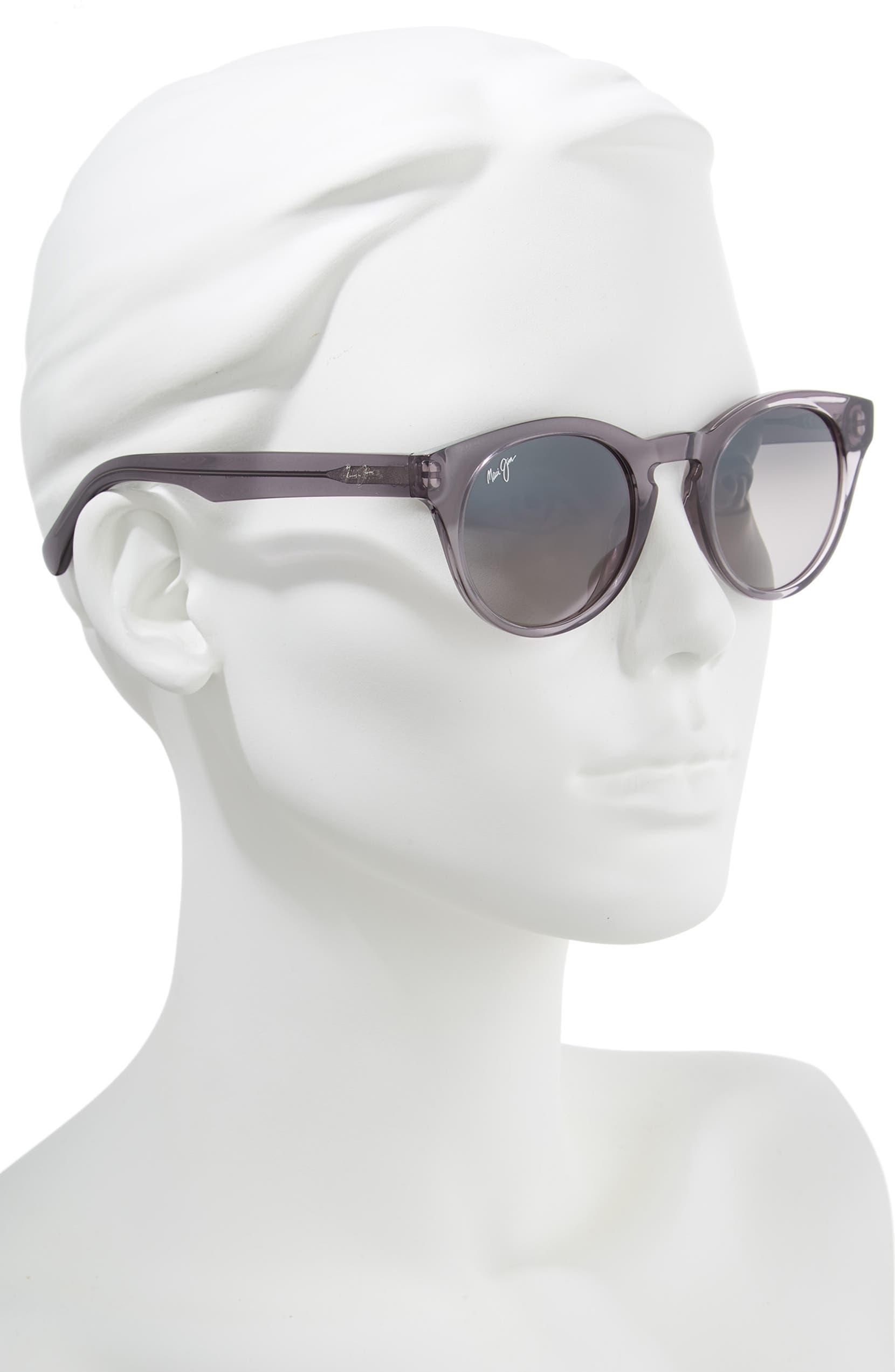 c73b4bc4e3cd Maui Jim Dragonfly 49mm Polarized Cat Eye Sunglasses | Nordstrom