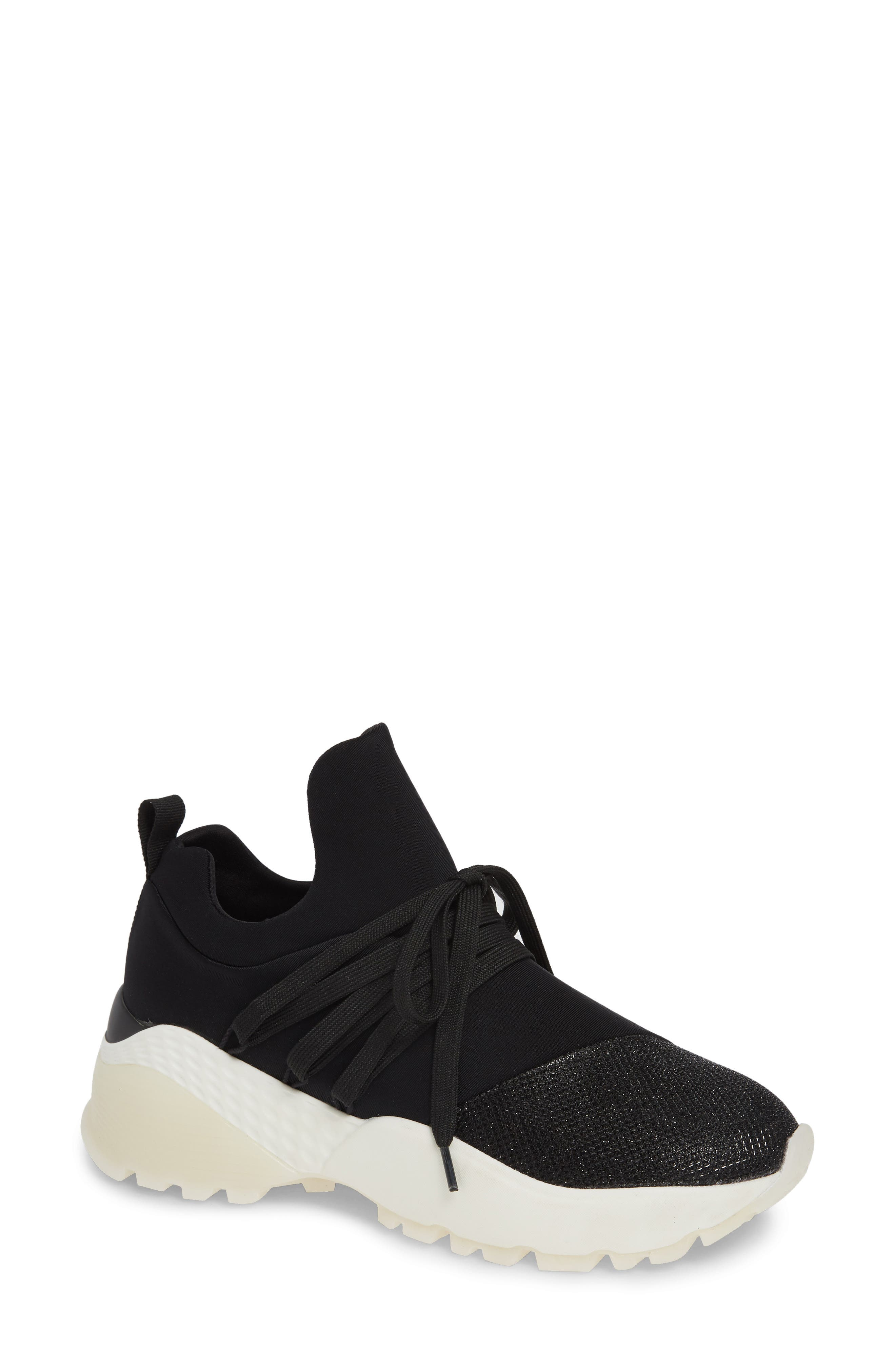 Jslides Morrow Slip-On Sneaker, Black