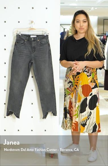 Bondi Frayed Hem Jeans, sales video thumbnail