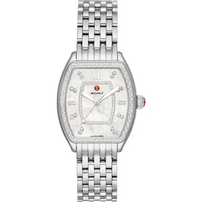 Michele Releve Diamond Watch Head & Interchangeable Bracelet, 31Mm Mm