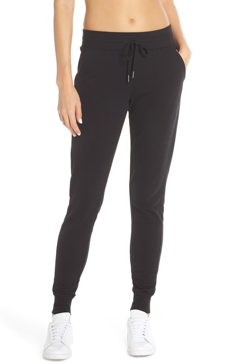 ZELLA Slim Jogger Pants, Main, color, 001