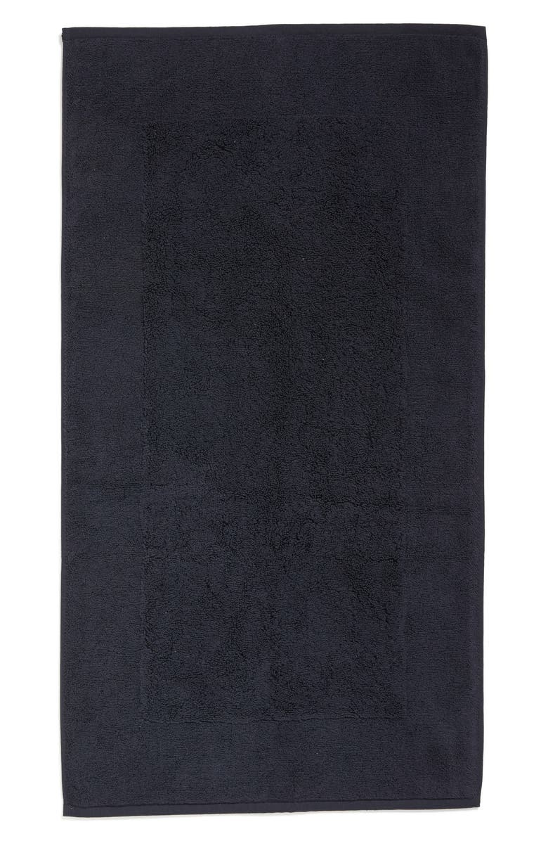 SFERRA Bello Bath Mat, Main, color, BLACK