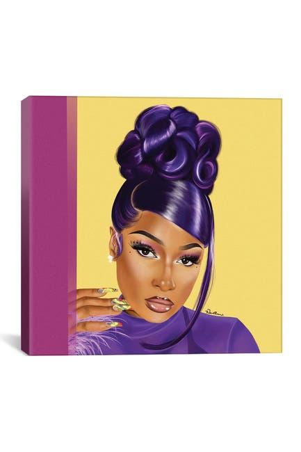 Image of iCanvas Meg by DeeLashee Artistry