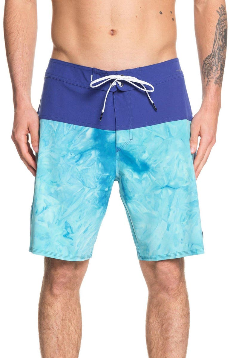 QUIKSILVER Highline Snapper Board Shorts, Main, color, 400