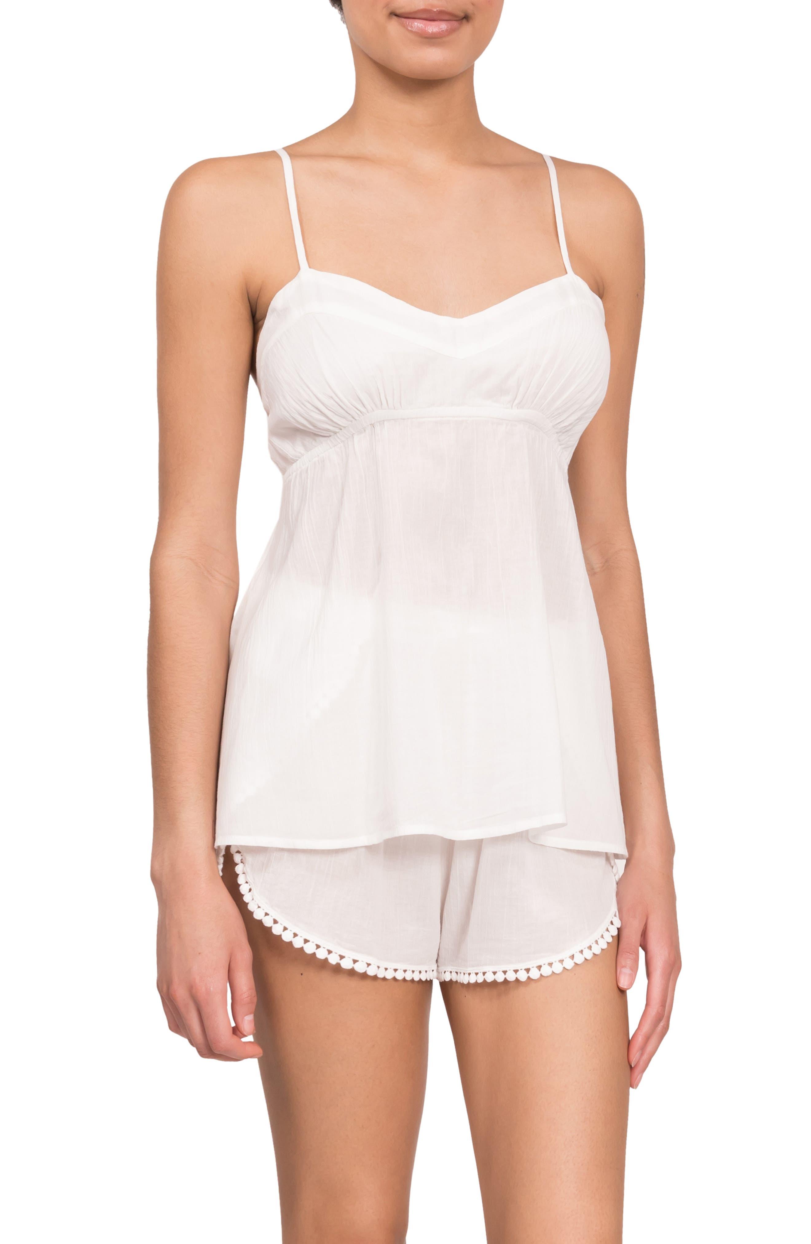 Lily Daisy Camisole Short Pajamas