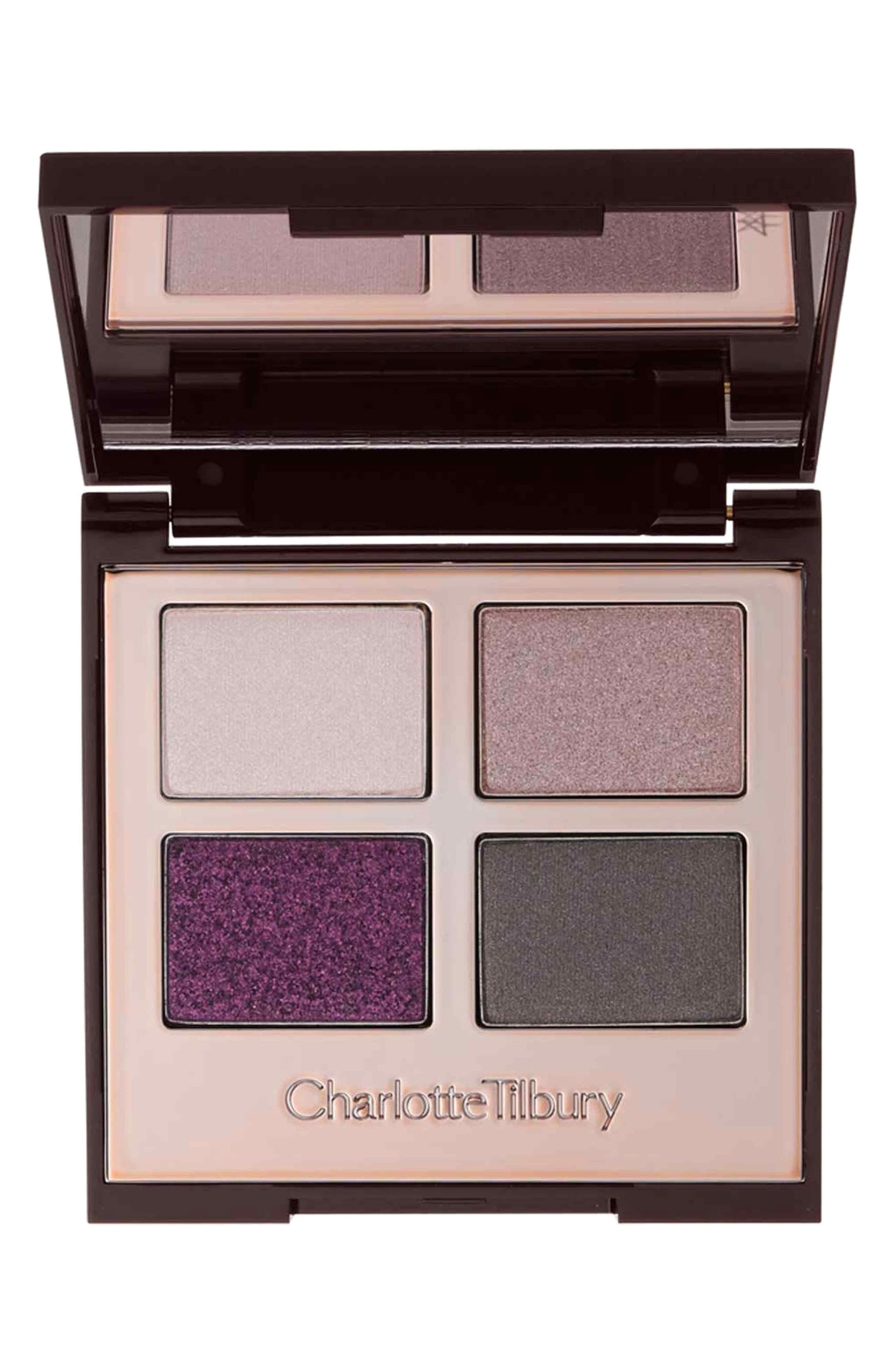 How to do Vintage Style Makeup : 1920s, 1930s, 1940s, 1950s Charlotte Tilbury Luxury Eyeshadow Palette - The Golden Goddess $53.00 AT vintagedancer.com