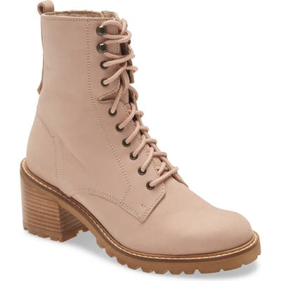 Seychelles Irresistible Combat Boot, Pink