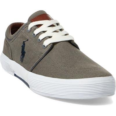 Polo Ralph Lauren Faxon Sneaker, Grey