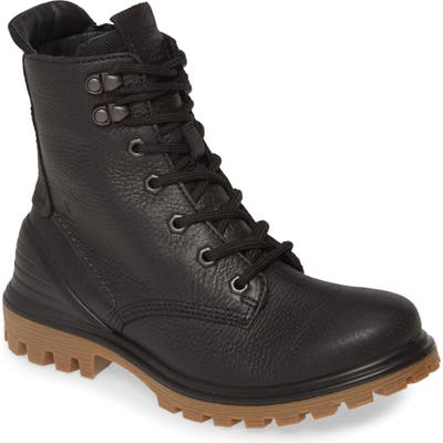 Ecco Tred Tray Waterproof Boot, Black