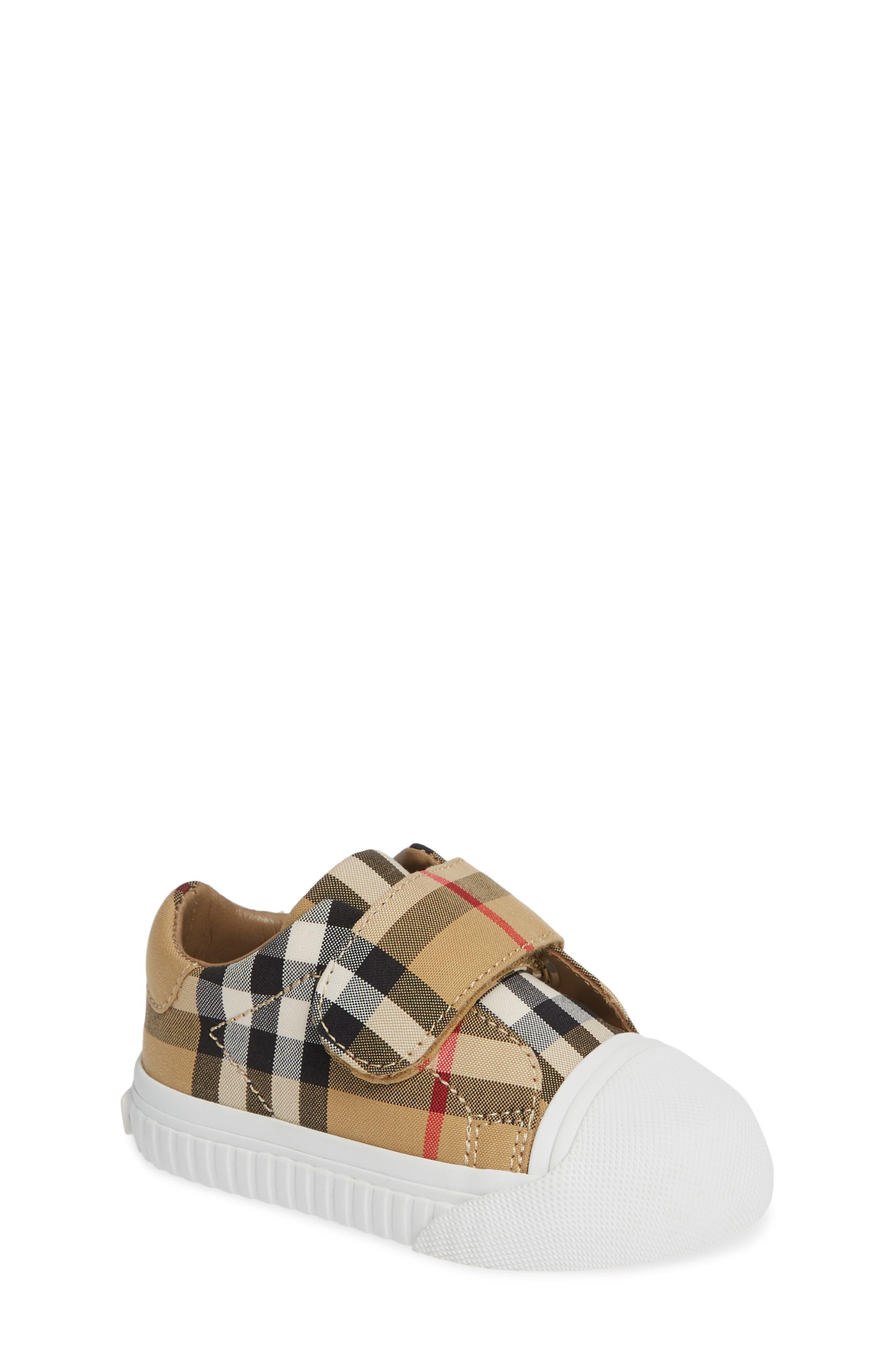 Burberry Beech Check Sneaker