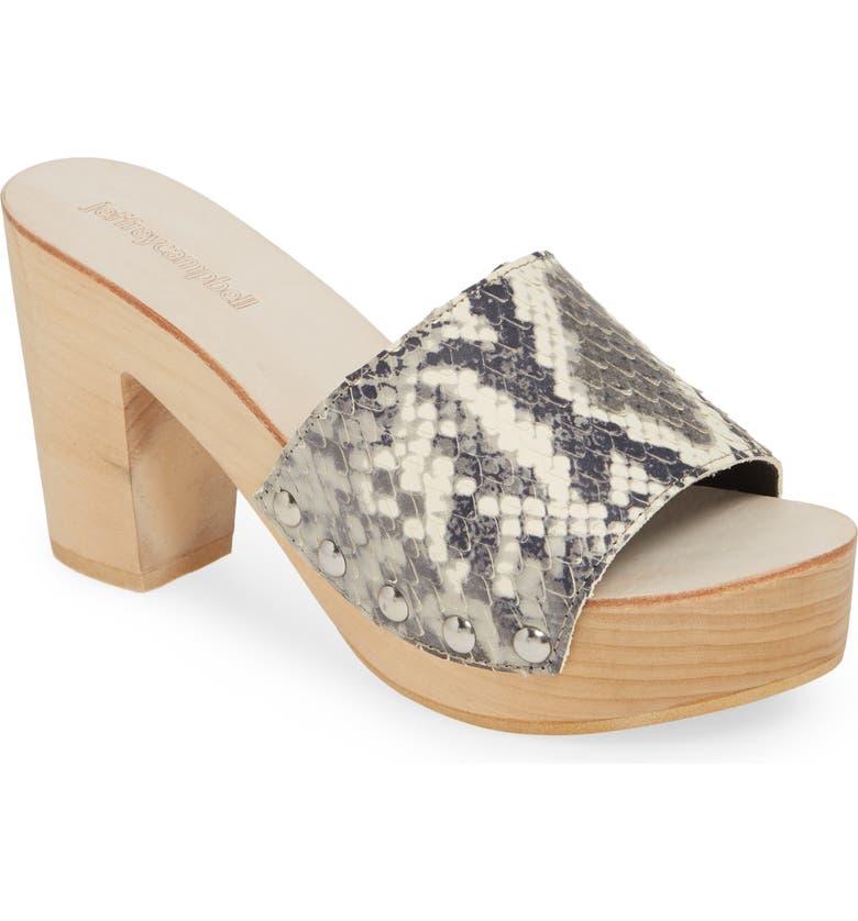 Jeffrey Campbell DLight Platform Sandal Women