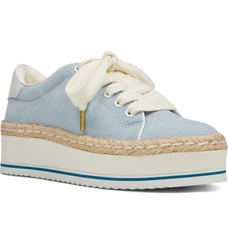 NINE WEST Evie Espadrille Platform Sneaker, Main, color, 451