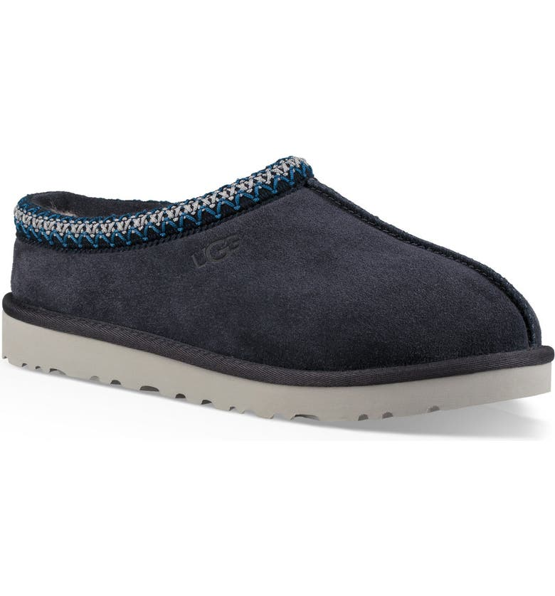 UGG<SUP>®</SUP> 'Tasman' Slipper, Main, color, TRUE NAVY