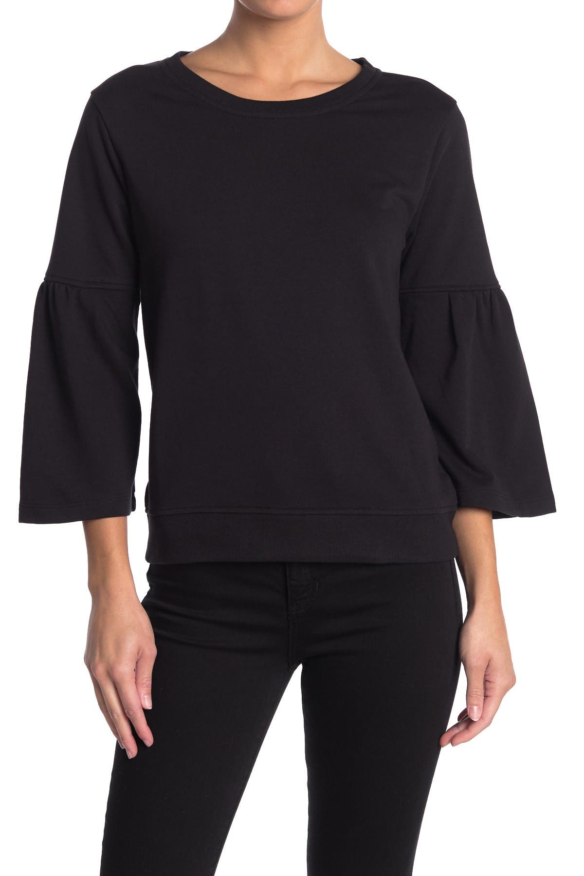Image of Joe's Jeans Dania Bell Sleeve Sweatshirt