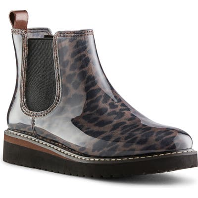 Cougar Kensington Chelsea Rain Boot, Brown