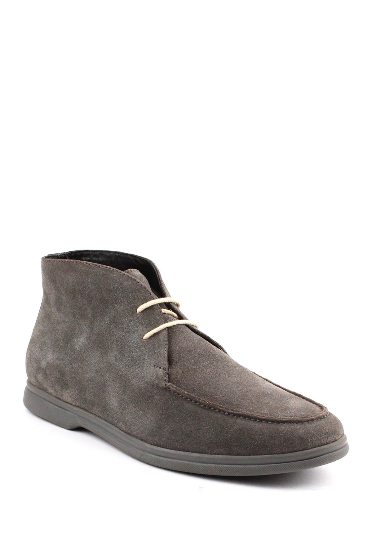 Image of MODERN FICTION Diction Suede Moc Toe Boot