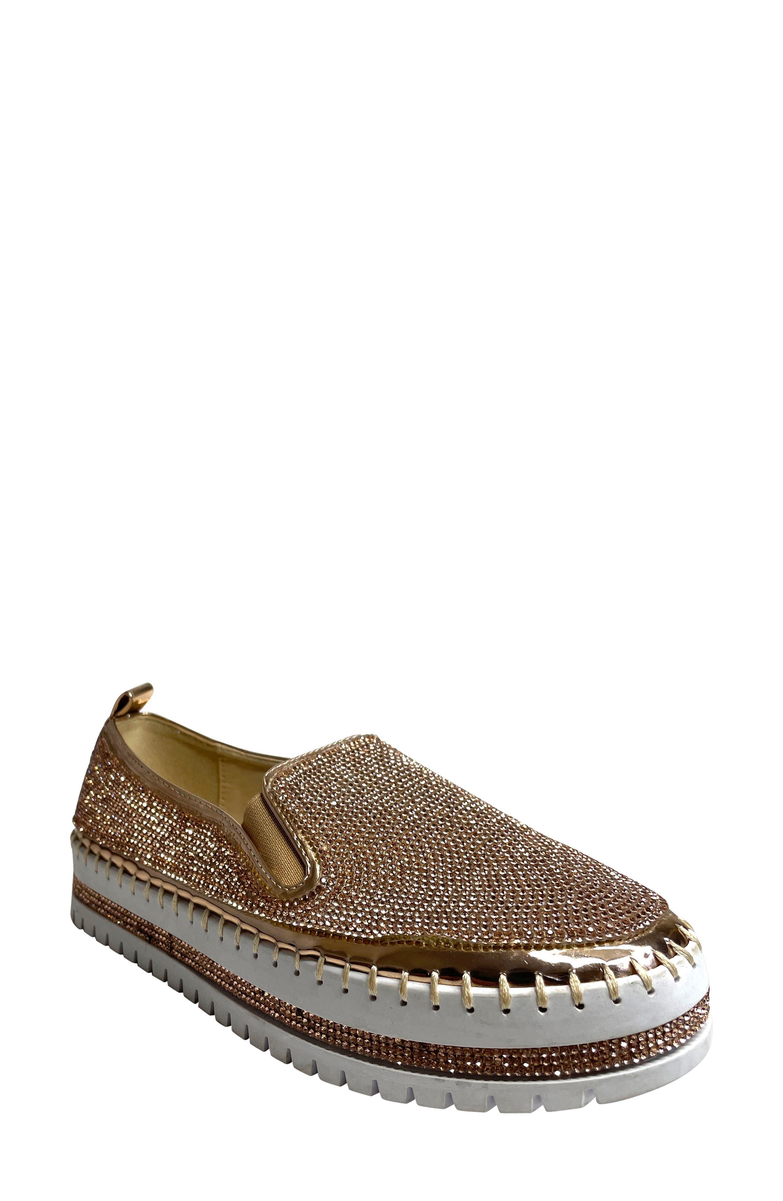 Judy Platform Slip-On Sneaker