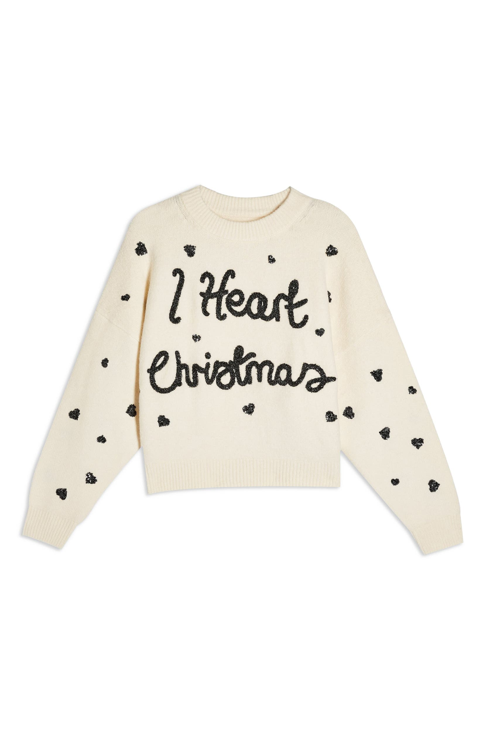 I Heart Christmas Sweater