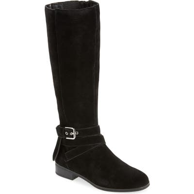Kensie Capello Knee High Boot- Black
