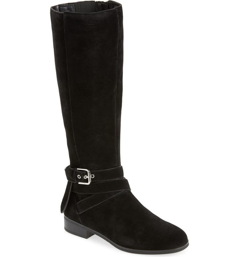 KENSIE Capello Knee High Boot, Main, color, 001