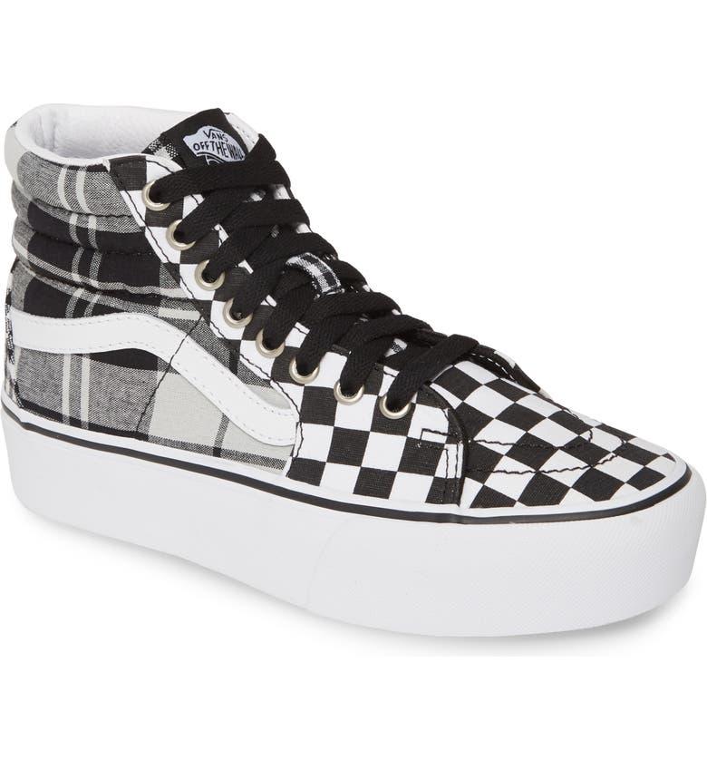 Vans Sk8 Hi Platform Sneaker Women