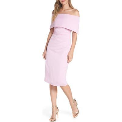 Vince Camuto Popover Dress, Purple