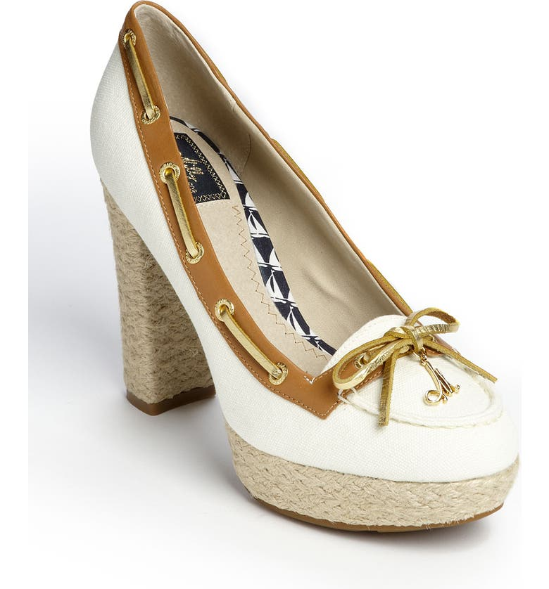 SPERRY Milly for Sperry Top-Sider<sup>®</sup> Platform Pump, Main, color, 100