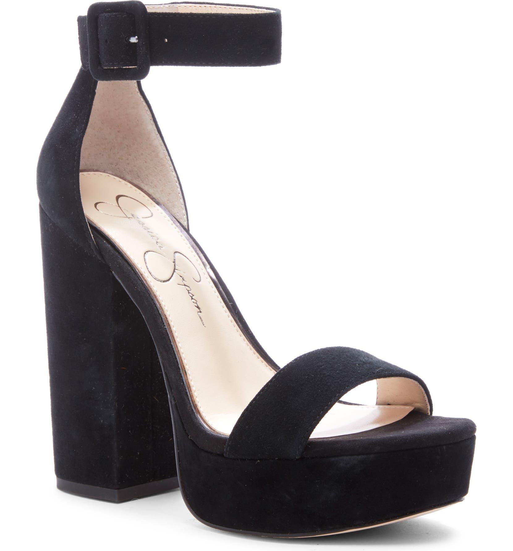 a1a2fbbc24 Jessica Simpson Caiya Block Heel Sandal (Women) | Nordstrom