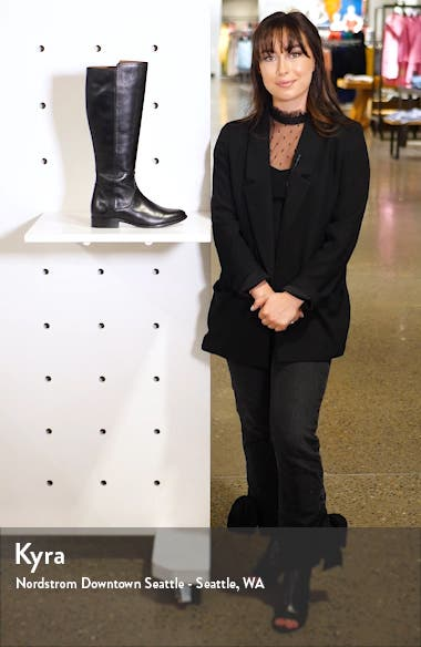 Carly Tall Boot, sales video thumbnail