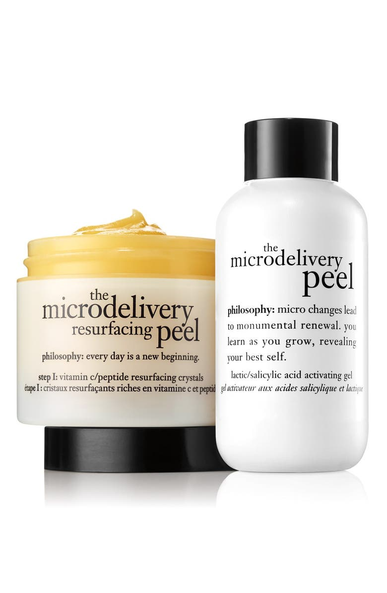 PHILOSOPHY the microdelivery peel kit, Main, color, NO COLOR